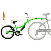 WeeRide Co-Pilot 20 in Bike - Green