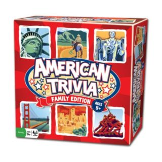 American Trivia - Family Edition by Outset Media