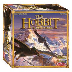 The Hobbit: The Defeat of Smaug Board Game by Playroom Entertainment by