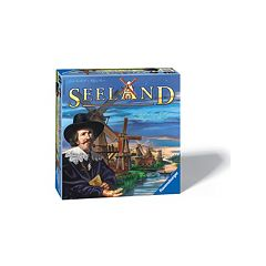 Seeland Competition in the Land of Mills Board Game by