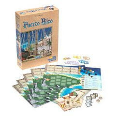 Puerto Rico Board Game by