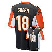Nike Cincinnati Bengals AJ Green NFL Jersey - Boys 8-20