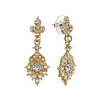 Downton Abbey® Drop Earrings