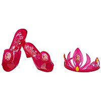 Disney Frozen Anna Tiara & Shoe Set