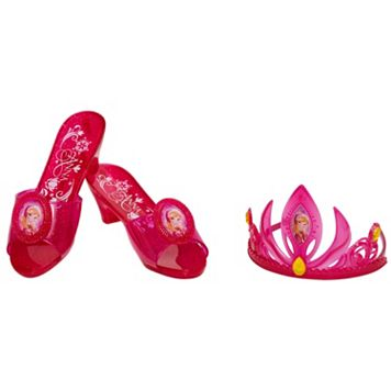Disney Frozen Anna Tiara & Shoe Set