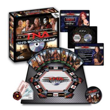 Total Nonstop Action Wrestling DVD Game
