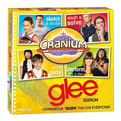 Cranium Glee Edition by