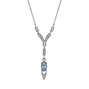 Downton Abbey® Linear Y Necklace