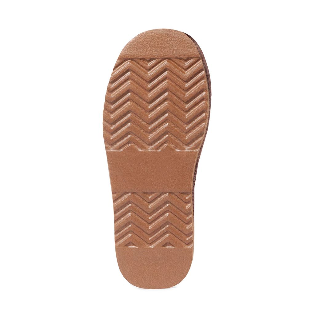 MUK LUKS Dawn Women's Suede Scuff Slippers