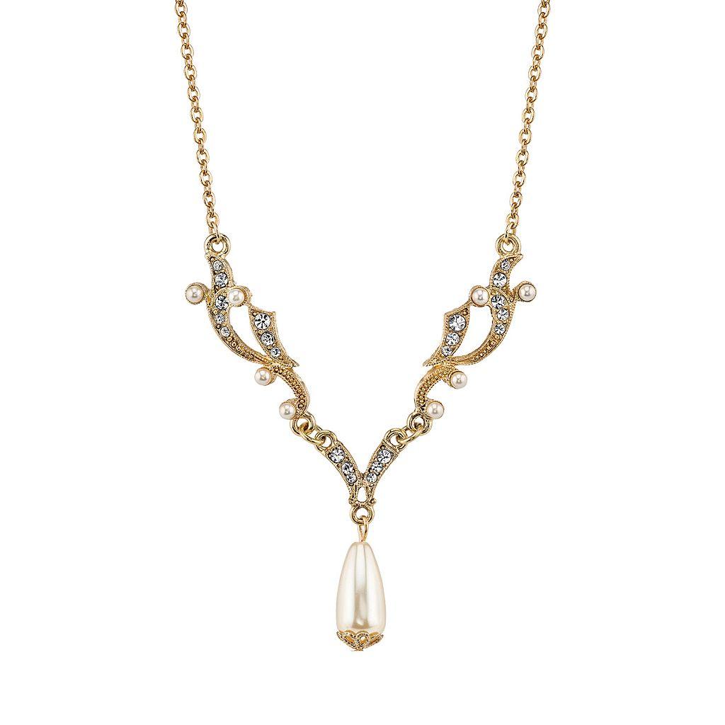 Downton Abbey® Y Necklace