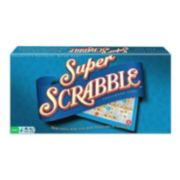 Super Scrabble Crossword Game by University Games
