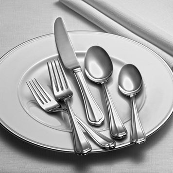 Hampton Forge Signature Brooke 45-pc. Flatware Set