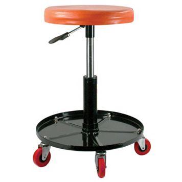 Black Bull Adjustable Roller Seat
