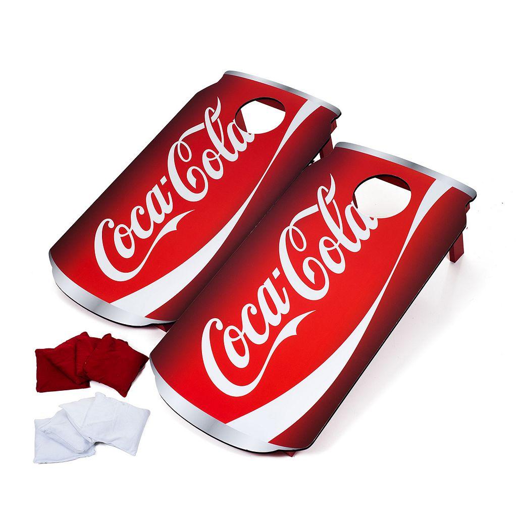 Coca-Cola Can Bean Bag Toss Game