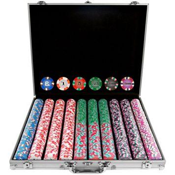 1,000-Chip NexGen PRO Classic-Style Poker Set