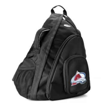 Colorado Avalanche 15-in. Laptop Sling Backpack
