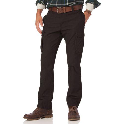 Chaps Ripstop Cargo Pants Chaps Herringbone Cargo Pants