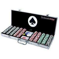 4 Aces 500-Chip Poker Set by