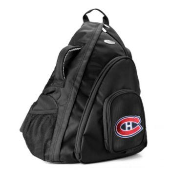 Montreal Canadiens 15-in. Laptop Sling Backpack