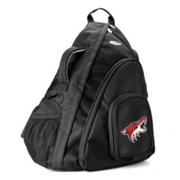 Phoenix Coyotes 15-in. Laptop Sling Backpack