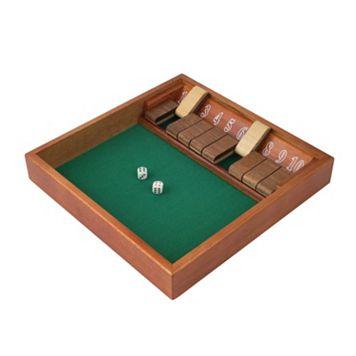 Shut-The-Box Game