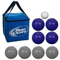 Bud Light Bocce Ball Set