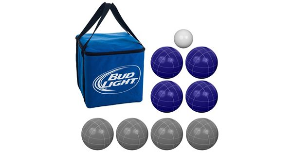 bud light bocce ball set. Black Bedroom Furniture Sets. Home Design Ideas