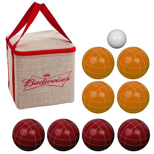 Budweiser Bocce Ball Set