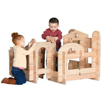 Guidecraft Notch Blocks 89-pc. Set