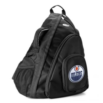 Edmonton Oilers 15-in. Laptop Sling Backpack