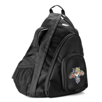 Florida Panthers 15-in. Laptop Sling Backpack