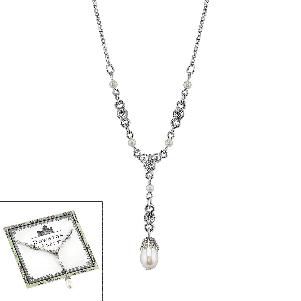 Downton Abbey® Y Necklace