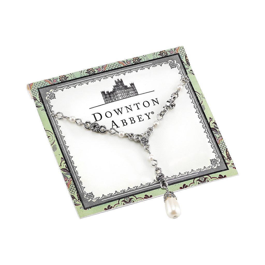 Downton Abbey Y Necklace
