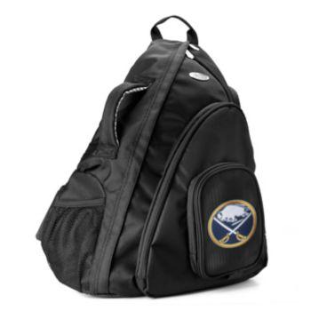 Buffalo Sabres 15-in. Laptop Sling Backpack