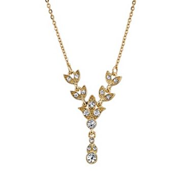 Downton Abbey® Vine Y Necklace