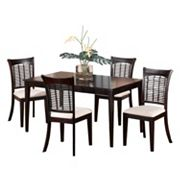 Hillsdale Furniture Bayberry 5 pc Dining Set