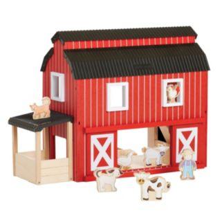 Guidecraft Big Red Barn