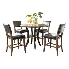 Hillsdale Furniture Cameron 5 pc Round Dining Set