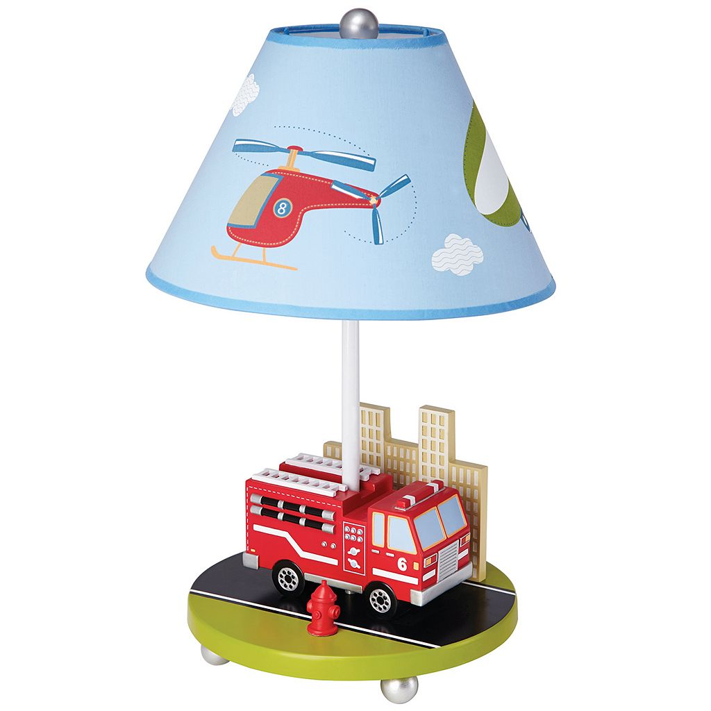 Guidecraft Moving All Around Table Lamp