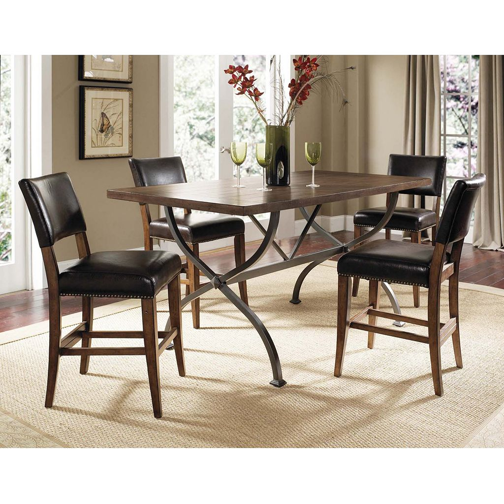 Hillsdale Furniture Parson 5-pc. Dining Set