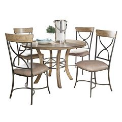 Hillsdale Furniture Charleston X-Back 5-pc. Dining Set