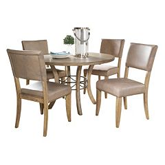 Hillsdale Furniture Charleston Parson 5-pc. Dining Set