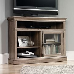 Sauder Barrister Lane Collection Corner TV Stand