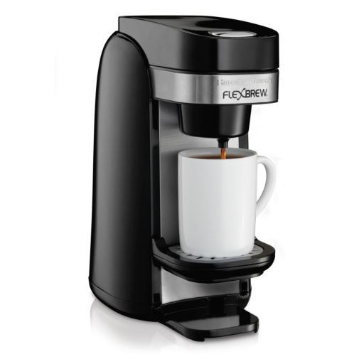Hamilton Beach FlexBrew Single-Serve Coffee Maker Plus