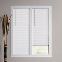 Bali Room Darkening 1'' Slat Vinyl Mini Blinds - 27'' x 64''
