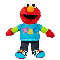 Sesame Street Talking ABC Elmo Doll by Playskool