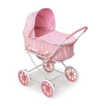 Badger Basket Rosebud 3-in-1 Doll Carrier