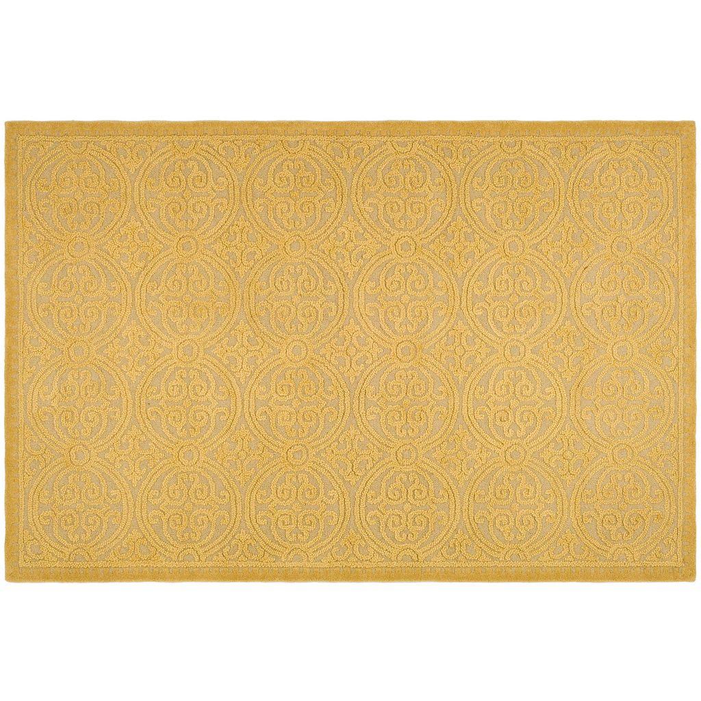 Safavieh Cambridge Ornate Geometric Wool Rug - 5' x 8'