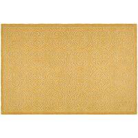Safavieh Cambridge Ornate Geometric Wool Rug - 6' x 9'