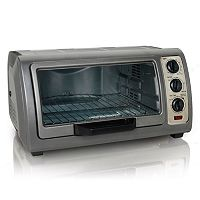 Hamilton Beach 6-Slice Convection Oven